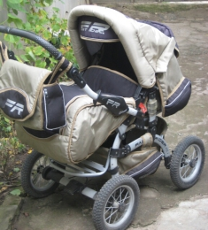 Детская коляска Tako Fast Rider