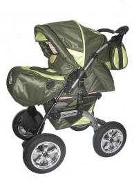 Детская коляска-трансформер Viking Extra