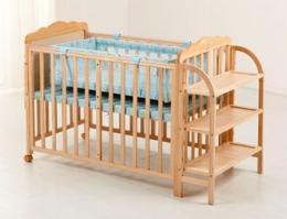 Детская кроватка Geoby LMY624