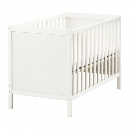 Детская кроватка Сундвик IKEA