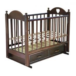 """Детская кроватка """"Марьяна-3"""" Ведрусс"""