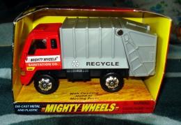"""Детская машинка Мусоровоз """"Mighty Wheels"""" арт. 79458"""