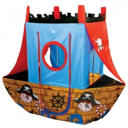 Детская палатка Корабль пирата Top Toys