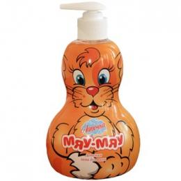 "Детская пена для ванн Лапочка ""Мяу-Мяу"""