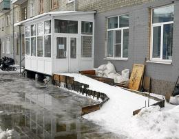 Детская поликлиника №1 (Рязань, ул. Дзержинского, д. 16а)