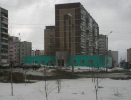 Детская поликлиника №7 (Смоленск, ул. Рыленкова, д. 89)