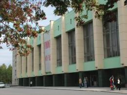 Детская поликлиника областной клинической больницы (Новосибирск, ул. Немировича-Данченко, д.128)