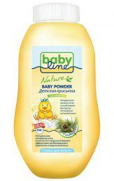 Детская присыпка Babyline Nature с натуральной сосновой пыльцой