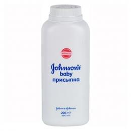 Детская присыпка Johnson's baby мягкость