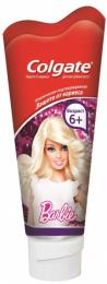"""Детская зубная паста """"Barbie""""  Colgate Возраст 6+"""