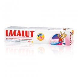 Детская зубная паста Lacalut Baby до 4 лет