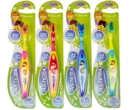 Детская зубная щетка Astera Kids