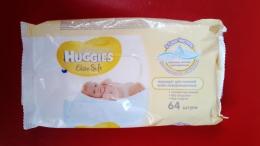 Детские влажные салфетки Huggies Elite Soft