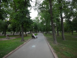 Детский парк «Пресненский» (Москва)