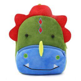 """Детский плюшевый рюкзак 3D """"Bosevev"""""""