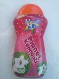 """Детский шампунь-гель для душа Johnson's Kids """"Арбуз"""""""