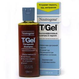 Детский шампунь от перхоти T/Gel с дегтем Neutrogena