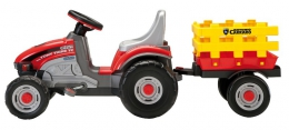 Детский трактор Mini Tony Tigre IGCD0529 Peg-Perego