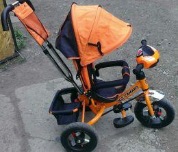 Детский трехколесный велосипед Trike Tilly Camaro T-362
