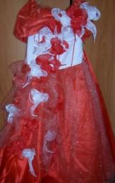 Детское платье KG (Киргизия)