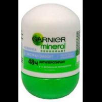 "Дезодорант-антиперспирант Garnier mineral ""Экстракомфорт"""