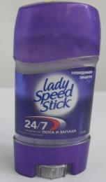 Дезодорант-антиперспирант Lady Speed Stick 24/7 Невидимая защита гель
