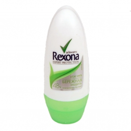 Дезодорант-антиперспирант Rexona Women Expert Protection Aloe Vera роликовый