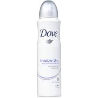 "Дезодорант-антиперспирант спрей Dove ""Invisible Dry"" против белых следов"