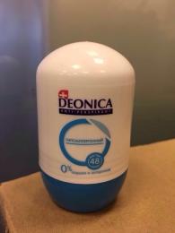 Дезодорант-антиперспирант Deonica роликовый гипоаллергенный