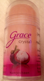 "Дезодорант кристалл ""Grace"" Mangosteen"