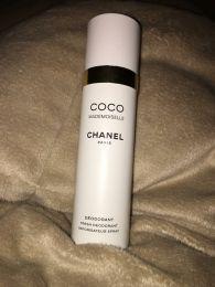Дезодорант-спрей Coco Mademoiselle Chanel