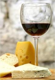 """Диета """"Вино и сыр"""""""