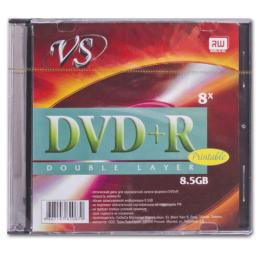 Диск VS DVD+R 8,5gb 8x