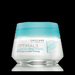 Дневной разглаживающий крем Oriflame Optimals SPF 10 «Эластичность +»