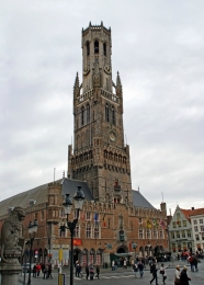 Дозорная башня Белфорд (Брюгге, Бельгия)