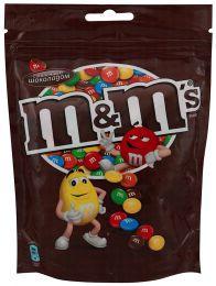 """Драже """"M&M's"""" с молочным шоколадом"""