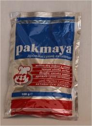 Дрожжи сухие активные «Pakmaya»