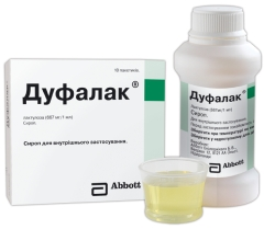 Сироп Дуфалак