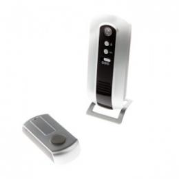 Дверной звонок ЭРА С108 с питанием от батареек