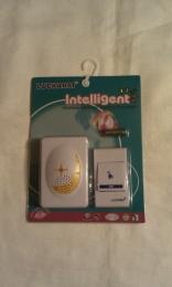 """Дверной звонок Luckarm с телеуправлением и сверканием лампочкой """"Intelligent"""" модель 8202"""
