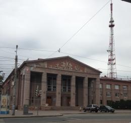 Дворец культуры железнодорожников (Челябинск, ул. Цвиллинга, д. 54)