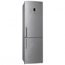 Двухкамерный холодильник LG GA-B489ZVSP