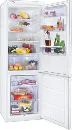 Двухкамерный холодильник Zanussi ZRB 634 W2