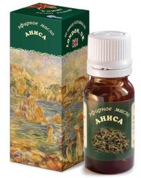 """Эфирное масло аниса """"Дина"""" Pimpinella anisum"""