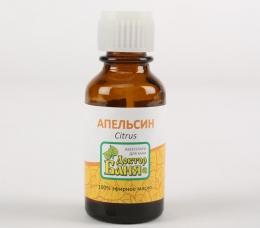 """Эфирное масло Апельсин Citrus """"Доктор Баня"""""""