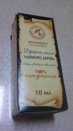 """Эфирное масло чайного дерева """"Ароматика"""""""