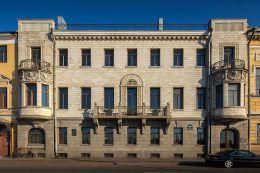 Экскурсия по Дворцу Великого князя Михаила Александровича (Санкт-Петербург, Английская наб., 54)
