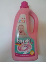 Экстра мягкое средство для стирки Burti Baby