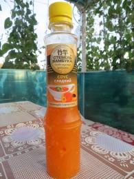Экзотический соус «Сладкий» Стебель бамбука