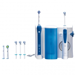 Электрическая зубная щетка и ирригатор Braun Oral-B OxyJet